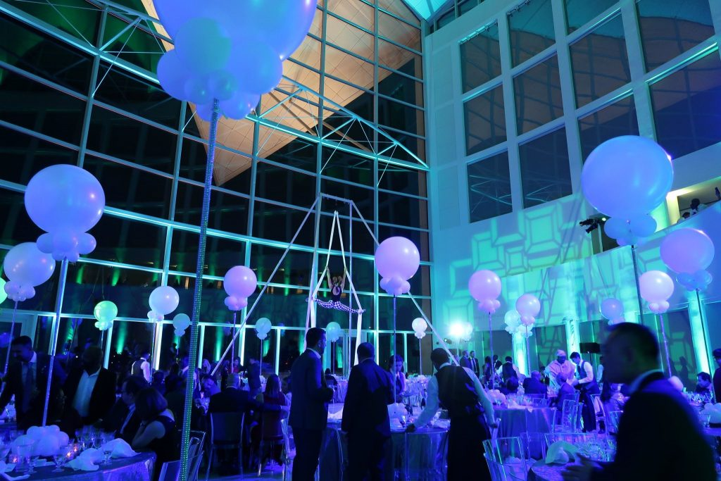 aerial-performer-united-states-institute-of-peace-holiday-party